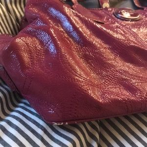 Coach Bags - Raspberry Pink Patent Leather Coach Purse